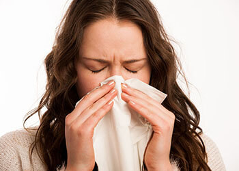 Cold or Flu and Your Vein Treatments